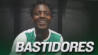 Bastidores - Goiás 3 x 0 CRB - Brasileirão 2017