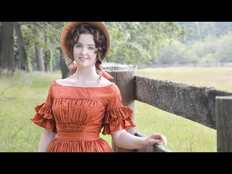 Xxx Mp4 Weekly Sewing Vlog 1840 S Dresses Galore 3gp Sex