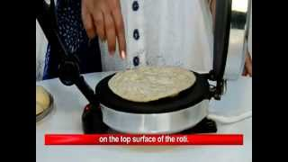 ROTI MAKER DEMO in hindi