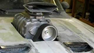 Capri V8 Interceptor