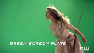Crisis on Earth-X Crossover Behind the Scenes/Special Effects