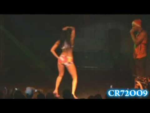 Mc Sandrin e Lorena Garota do Youtube DvD Baixada Santista HD