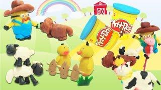 Old McDonald Had A Farm FULL  Simple Kid Songs  Animated English Nursery Rhymes