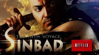 Shahin Sean Solimon - Directing & Acting in Sinbad The Fifth Voyage