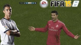 FIFA 15 Cristiano Ronaldo Skills and Goals (Dribles e Gols)