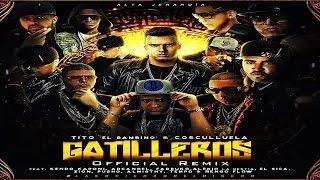 Gatilleros (Official Rmx) - Cosculluela, Tempo, Arcangel, Farruko, Kendo Kaponi, Pusho Y Mas