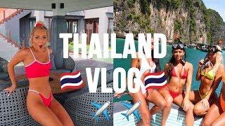 THAILAND TRAVEL VLOG!