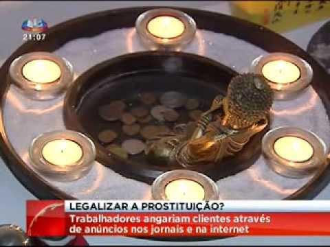 A prostituição em Portugal