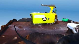 CDV-700 geiger counter - 3d Render using 123d