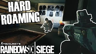 Rainbow Six Siege: Ranked - Flanking The Enemy