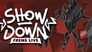 """""""FORCING EMVEE INTO A PS LIVE"""" Pokemon Ultra Sun & Moon! OU Showdown Live w/PokeaimMD & Emvee"""