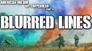 American Milsim Operation: Copperhead Part 6: Blurred Lines (KRYTAC Trident CRB)