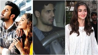 Deepika Shares A Picture With Ranbir | Alia Rings In Birthday With Sidharth