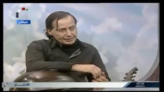 القناة السورية - الملحن عدنان عودة