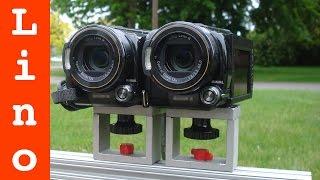 ¿Cómo grabar videos 3D?