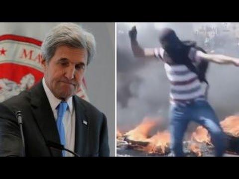 Ami Horowitz debunks John Kerry's West Bank claims