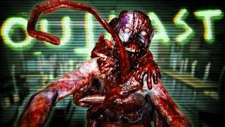IT'S RAINING BLOOD   Outlast 2 - Part 5