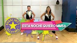 Esta Noche Quiero | Megamix 56 | Zumba® | Lora Madrigal