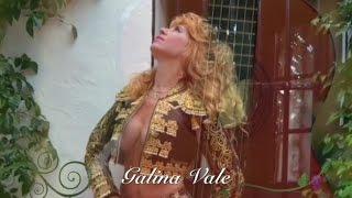 """Bach  """"Toccata and Fugue  en d minor""""  Flamenco (Buleria)  Galina Vale"""