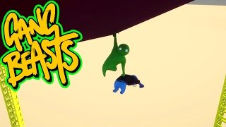 Gang Beasts - Nothing to See Here [Father and Son Gameplay]