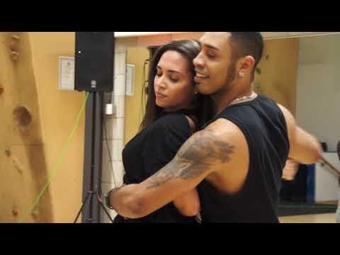 William & Paloma @ UK Dance Connection ~ video by Zouk Soul