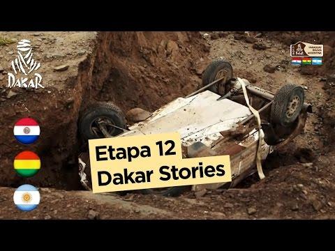 Etapa 12 Dakar Stories Dakar 2017