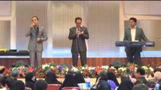 خنده دار ترین شوخی و طنز حسن ریوندی و بهمن هاشمی
