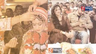 Anubhav's  2nd Marriage Anniversary