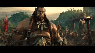 Warcraft: The Beginning - Official Movie Trailer  [HD]