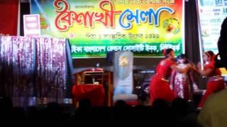 Bangladeshi Girl Dance in New York