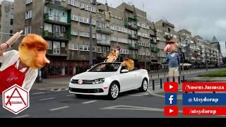 SOMSIAD TO JEST MENDA (Łobuzy - Ona czuje we mnie piniądz PARODIA) feat. atsydorap   Nosem Janusza