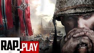 Call Of Duty WORLD WAR 2 RAP | KRONNO ZOMBER & PUNYASO | ( Videoclip Oficial )