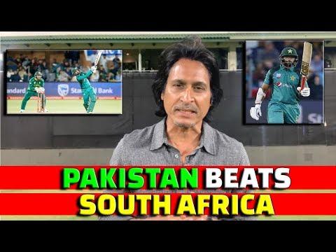 Xxx Mp4 Pakistan Beats South Africa Imam Ul Haq Hafeez Shine 1st ODI Ramiz Speaks 3gp Sex