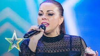 Linda McLoughlin sings Beyonce's Listen | Auditions Week 2 | Ireland's Got Talent 2018