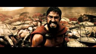 The old ones say we Spartans are descended from Hercules himself