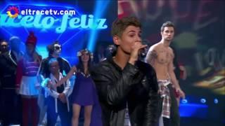 Para las más jovencitas, estos Justin Bieber incendiaron la noche