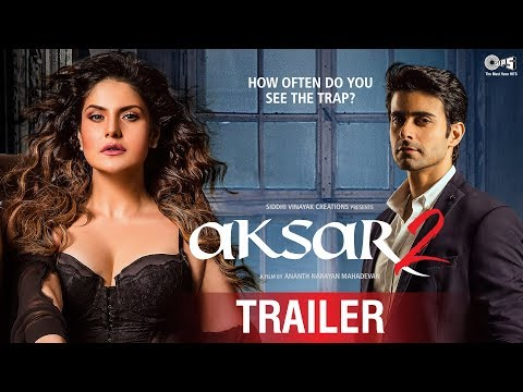 Xxx Mp4 Aksar 2 Official Trailer Latest Bollywood Movie 2017 Zarine Khan Gautam Rode 6th October 2017 3gp Sex