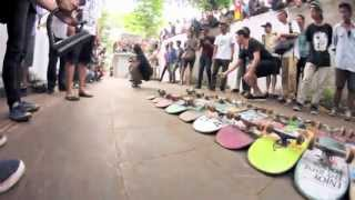 SALATIGA GO SKATEBOARDING DAY 2013