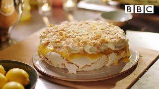 Lemon pavlova recipe - Simply Nigella: Episode 6 - BBC Two