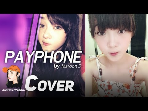 Xxx Mp4 Payphone Maroon 5 Cover By 12 Y O Jannine Weigel 3gp Sex