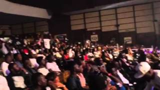 """Keche Performs """"Fine Boy"""" At The MTN 4SYTE Music Video Awards 2015"""