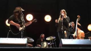 Chris Stapleton Silver Wings Merle Haggard tribute live at Berkeley April 23 2016