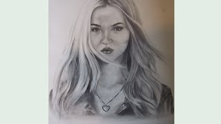 Speed Drawing: Dove Cameron