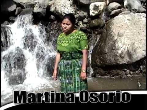 MARTINA OSORIO cristo fiel quiero ser