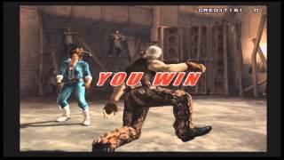 E24K's Tekken 5 - Julia Chang Arcade Battle Gameplay [HARD]