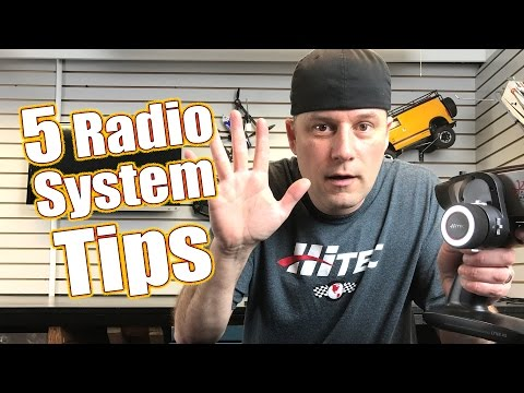 5 Easy Tips For Reliable Radio System Performance