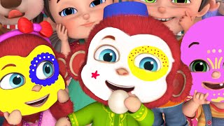 Finger Family nursery rhyme   baby songs for kids   Best parenting rhymes collection by jugnu kids