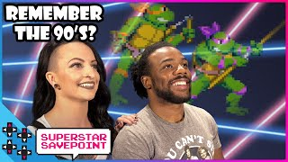 RUBY RIOTT shares her scariest Nick Toon conspiracy theories!!! - Superstar Savepoint