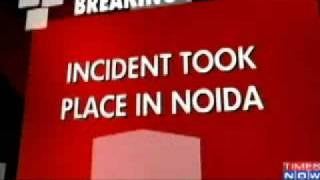 MBA student gangraped in Noida