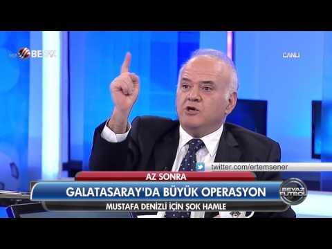 Ahmet Çakar: ''Sinan! Heykelini yapsam...